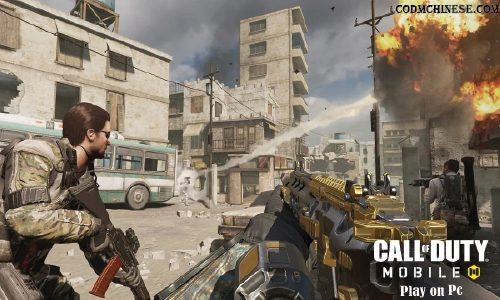 Cod Mobile for pc