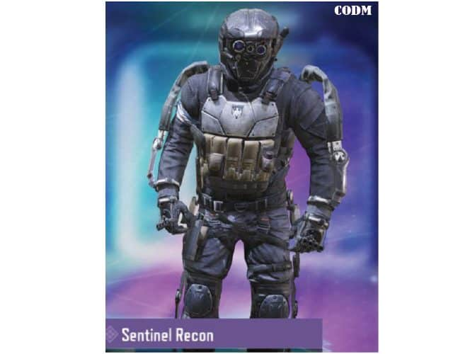 sentinel-recon-cod-mobile- cn-character