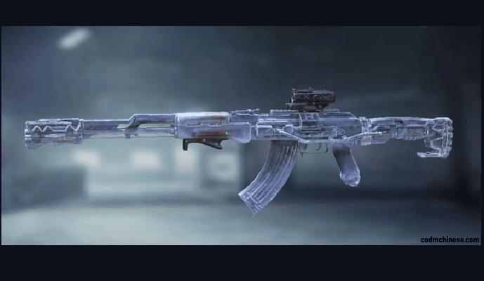 AK-47 - Frostbrand