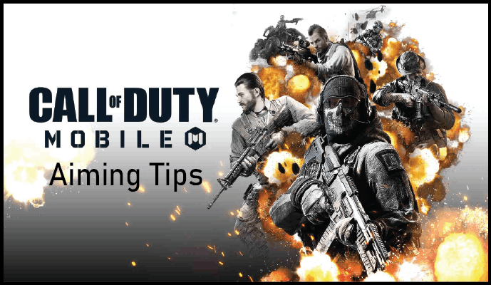 Call OF Duty Mobile Aiming Tips-