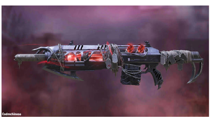 Man-O-War Death Scythe